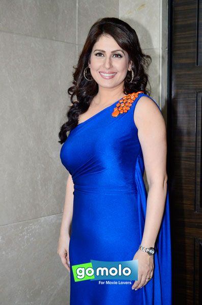 Amrita Raichand at the Launch of FC Goa's official jersey in Mumbai