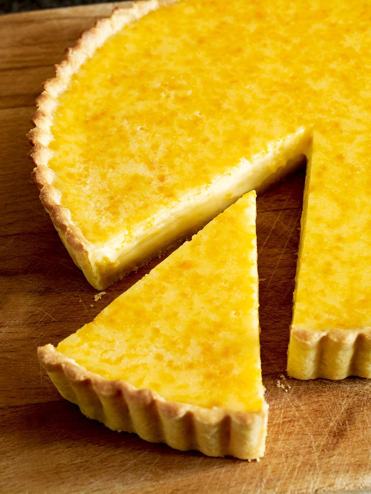 This seville orange tart recipe is brimming with bright citrus flavours making it one zesty dessert.