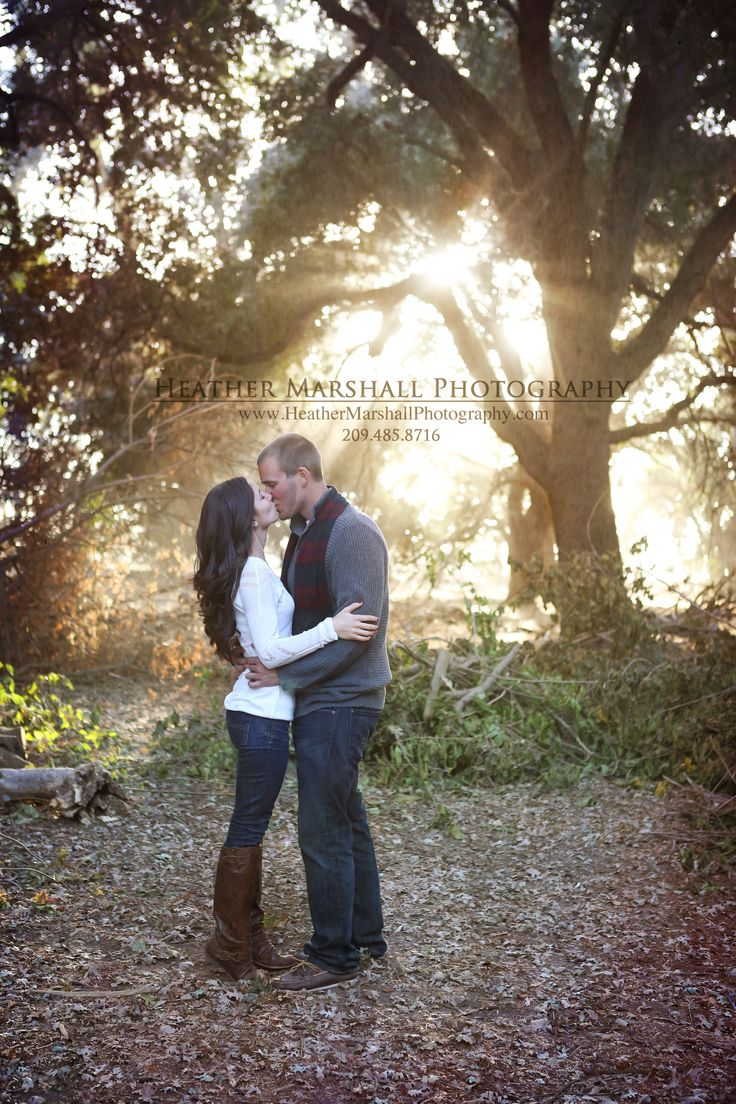 Fall engagement Photo | Heather Marshall Photography | Engagement Photos What to wear