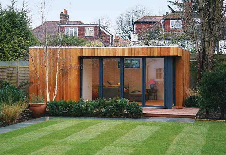 Small Shed Offices | ... , offices, gyms and studios, many of which do not require planning