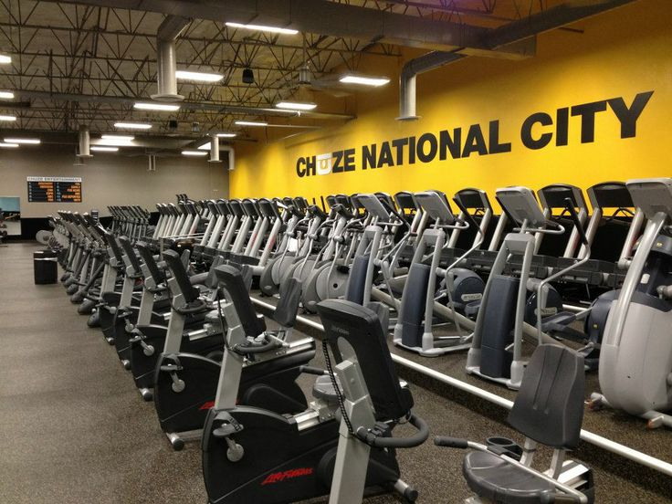 We're ready, are you? | CHUZE Fitness