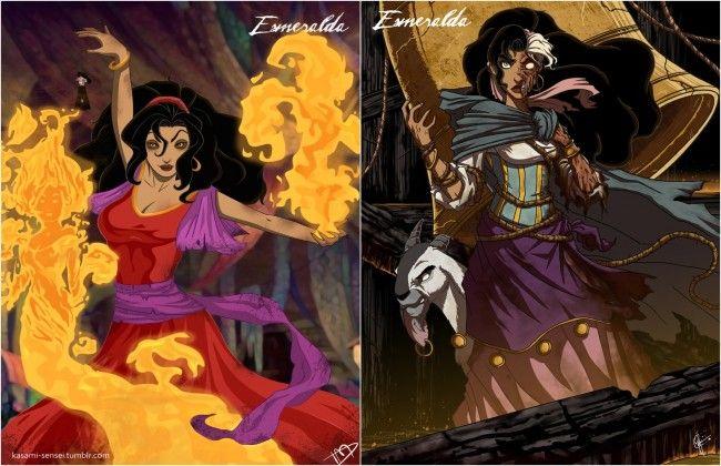 1620 Alice Zombiországban, avagy mi lenne, ha a Disney hercegnők a gonoszok táborát gazdagítanák