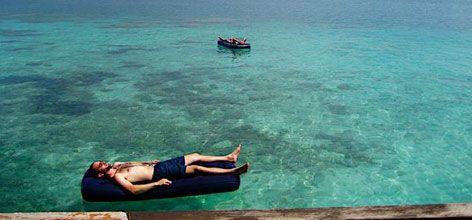 Pulau Macan, Tiger Islands Village & Eco Resort