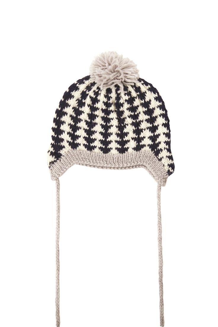 Diamond Days Beanie merino handmade childrens hats acorn kids melbourne Australia #acornkids