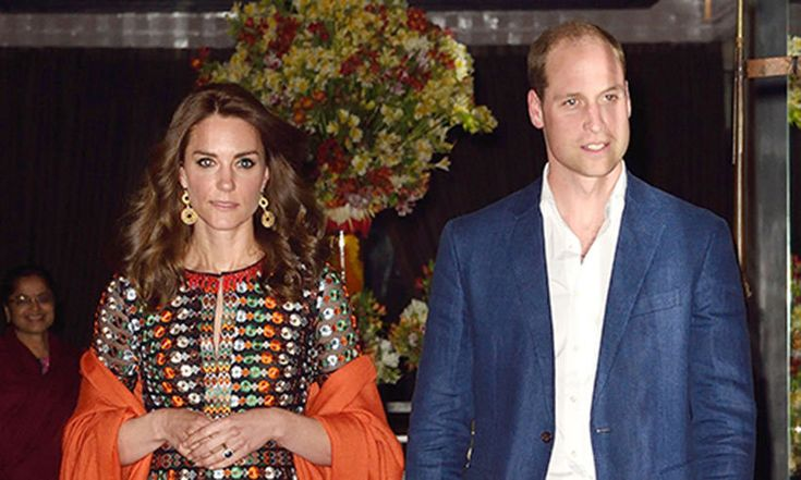 Prince William and Kate enjoy low key dinner with Pippa Middleton and fianc� James