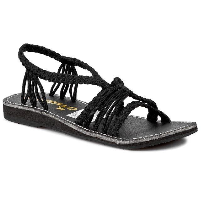 Sandale LA MARINE - Idya Negru