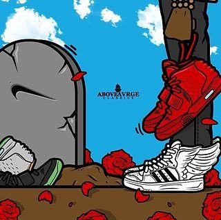 yeezy-chair-4   art   Art, Sneaker art, Shoe art