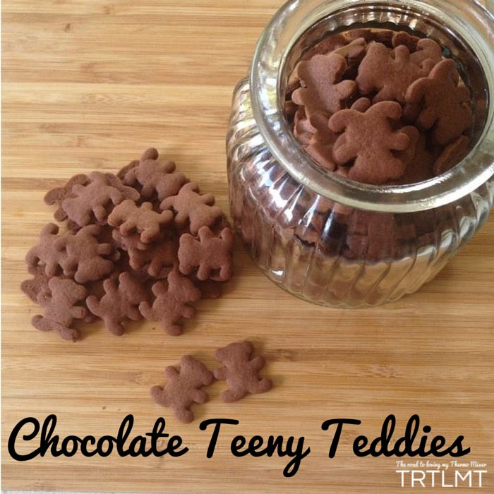 Chocolate Teeny Teddies - TRTLMT