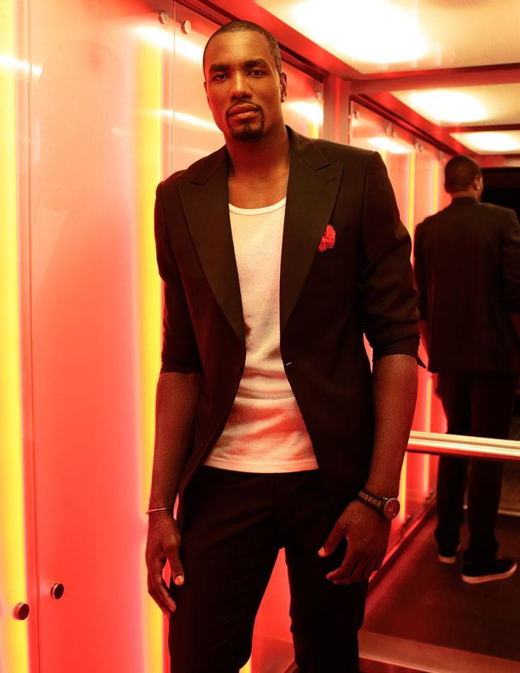 SERGE #IBAKA EN FRANCESCO #SMALTO @ ROOTS MAGAZINE