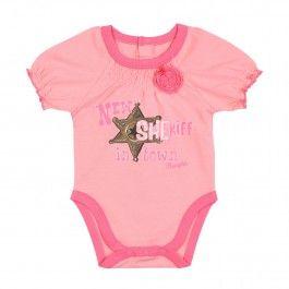 Wrangler Girls Infant Sheriff Onesies - Infants & Toddlers - Kid's Western Clothing - Kids