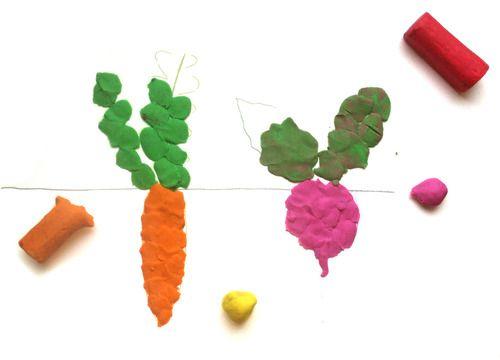 игры с пластилином лепим с детьми овощи   #kidscrafts #ka-var-dak #kavardak #fairytale #plasticine #plasticinetoys #playwithkids