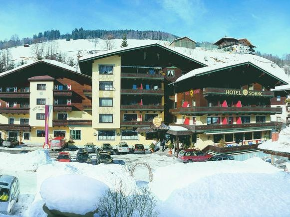 Quite possibly my favourite hotel in the world! Hotel Sonne, Saalbach, Austria - heading here for half term for the fourth time :)