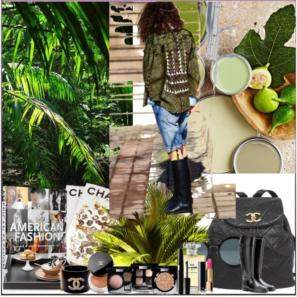 """Raw Green"" by adrianoianu on Polyvore"
