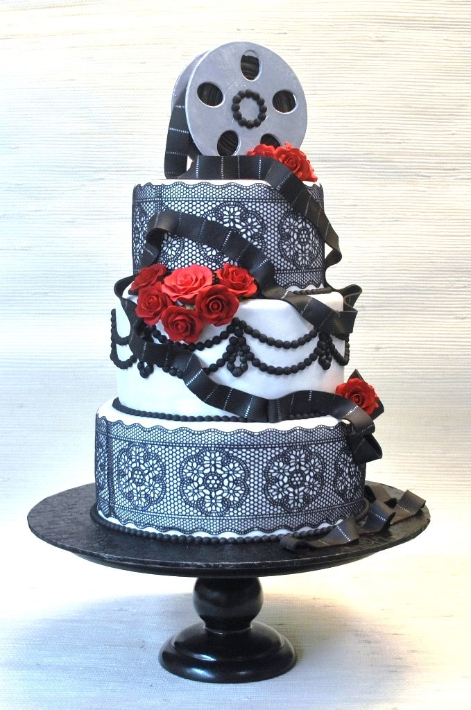 The 25+ best Old hollywood cake ideas on Pinterest | Hollywood ...
