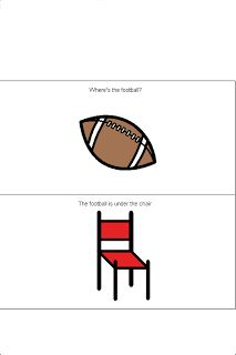 Are you ready for some football?!?! - Speech Time Fun                                                                                                                                                     More