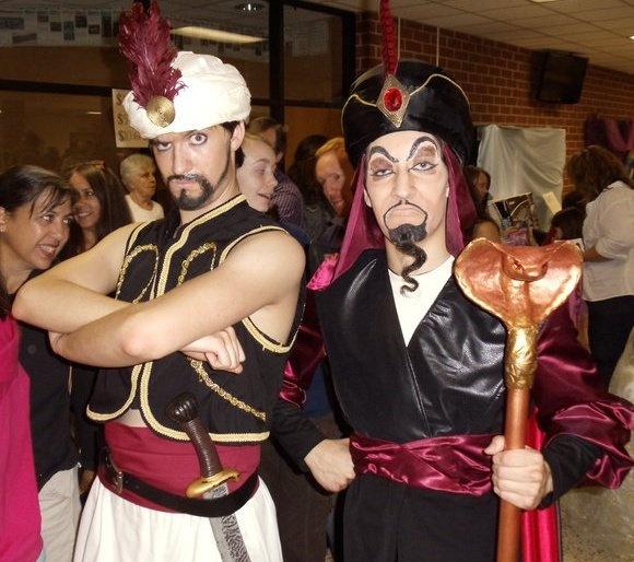 Jafar Costume Guard Costume Play Makeup Pinterest
