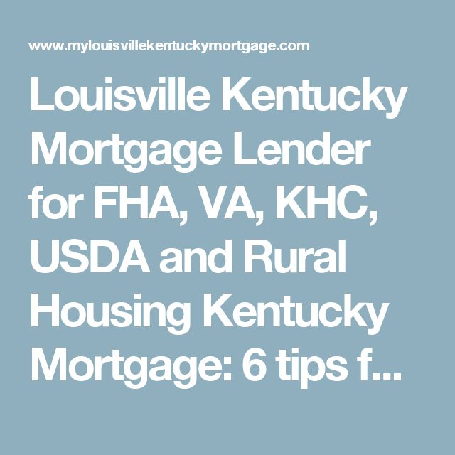 43 best images about Kentucky Housing Corporation KHC ...