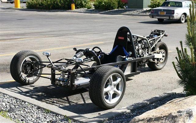 another cool reverse trike pennock 39 s fiero forum motorcycles cars trucks vw 39 s pinterest. Black Bedroom Furniture Sets. Home Design Ideas