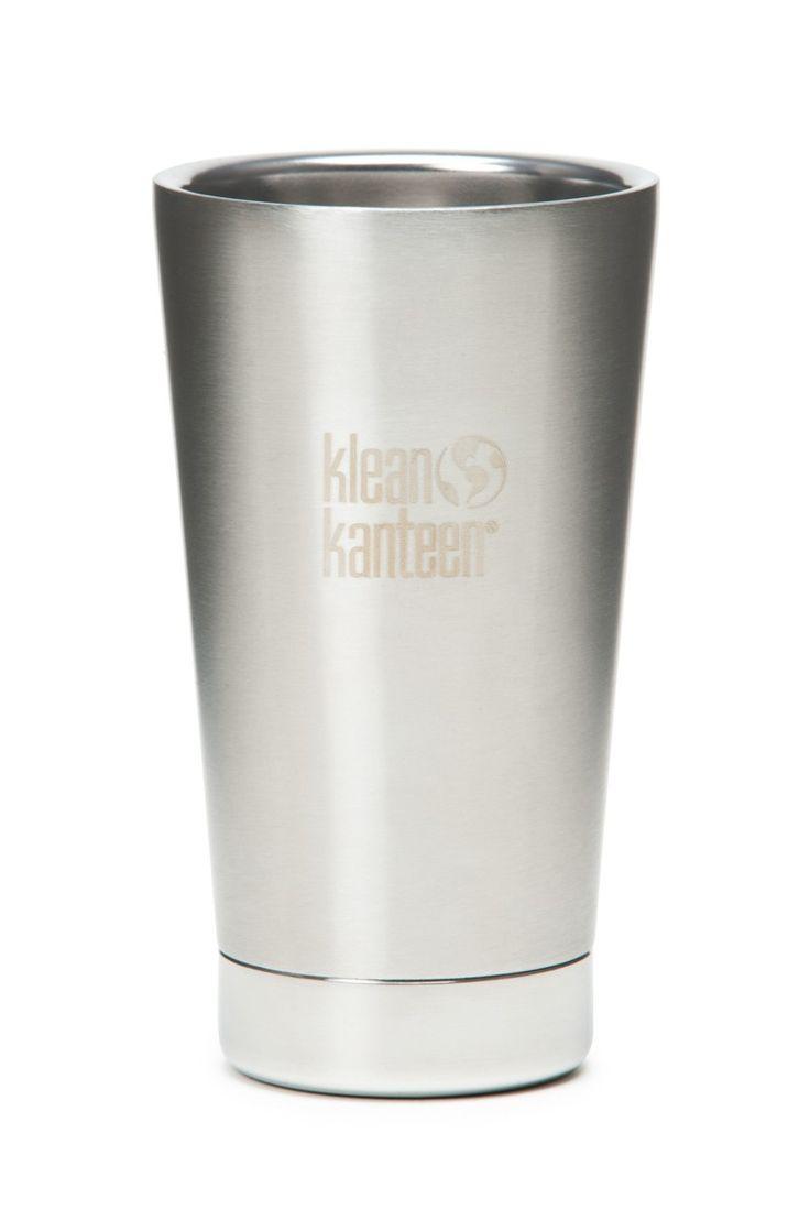 Ποτήρι Θερμός Ανοξείδωτο Klean Kanteen Vacuum 473 ml | www.lightgear.gr