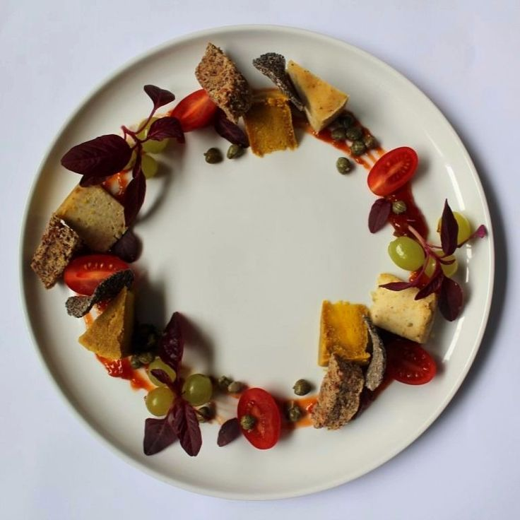One of the only things I occasionally crave as a vegan is cheese.  So this nut cheese plate I created as part of my coursework for Plantlab Culinary was a bit of a revelation for me.