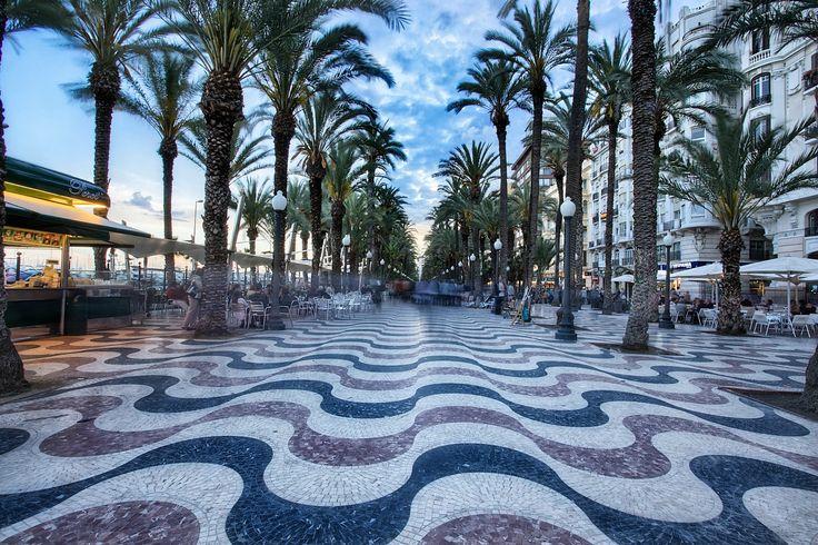 La Explanada - Alicante