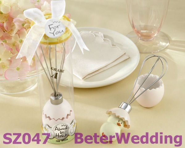 """ acerca de hatch"" inoxidable- acero batidor de huevos en el escaparate de la caja de regalo BETER-SZ047     http://es.aliexpress.com/item/BeterWedding-TH014-Palm-Tree-Favor-Box-138pcs-used-as-Wedding-gift-and-wedding-favor-wedding-decoration/611424775.html #regalos #regalo #favores #artesanía"