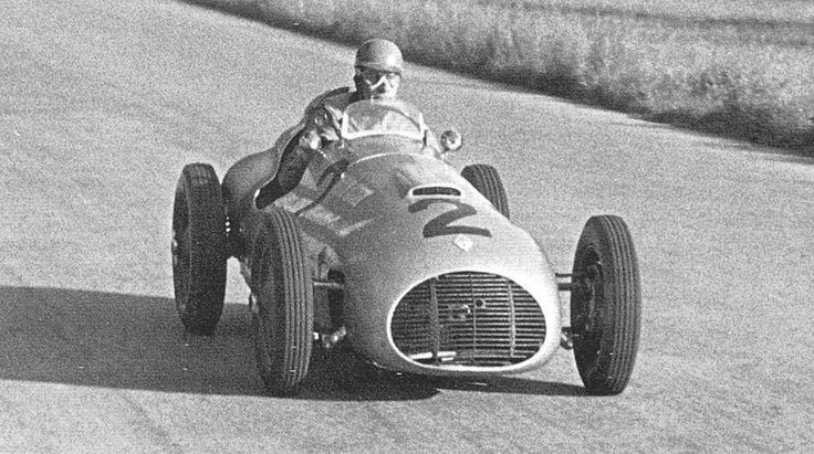#2 Hans Stuck (D/A) - AFM (Kuchen V8) piston (14) AFM