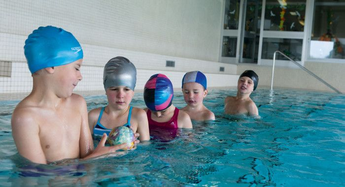 Schwimmen lernen: Die Grundlagen