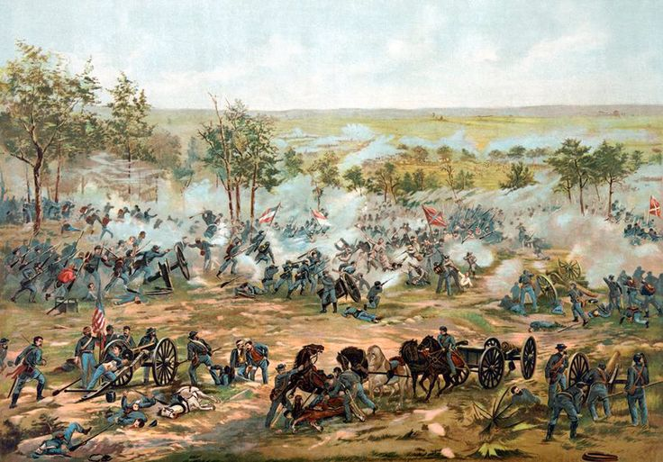 The Story Behind the Song – Three Days in July-also includes a summary of The Three Days of the Battle of Gettysburg,