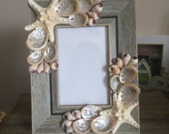 Starfish Picture Frame Nautical Picture by OutIslandEssentials