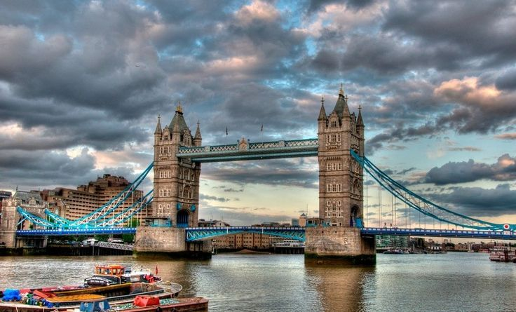 Most Beautiful Bridges in Europe