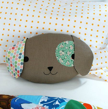 Como hacer almohadones infantiles con forma de perritoCrafts Projects Ideas, Sewing, Weekend Crafts, Cute Puppies, Pillows Softies, De Cachorrinhos, Puppies Pillows, Projects Gallery, Diy