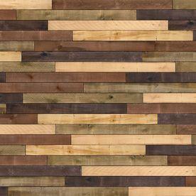 Ufp Edge Distressed 10 3 Sq Ft Accent Wood Wall Plank Kit