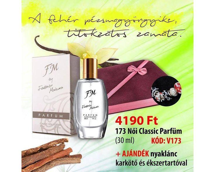 AJÁNDÉKÖTLET! - Titokzatos női illat+ékszer - AKCIÓSOK