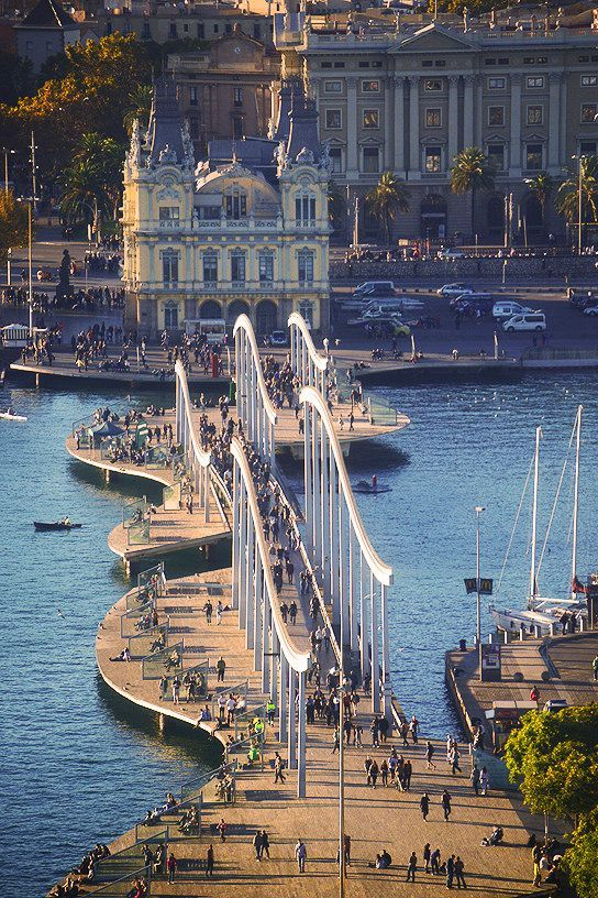 "travelingcolors: ""Barcelona 