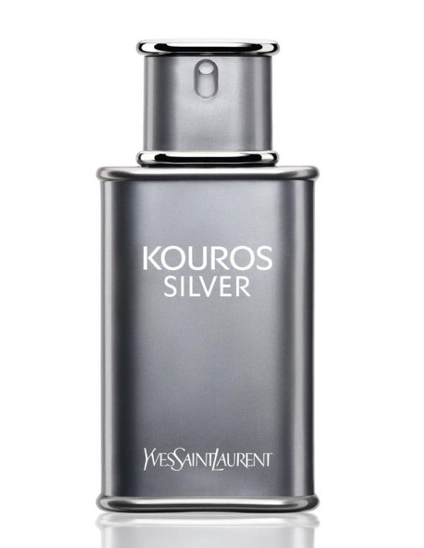 Yves Saint Laurent Kouros Silver ~ New Fragrances