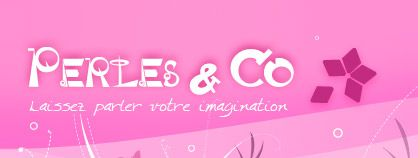 Perles & Co - La boutique de vente en ligne de perles et accessoires pour la création de bijoux