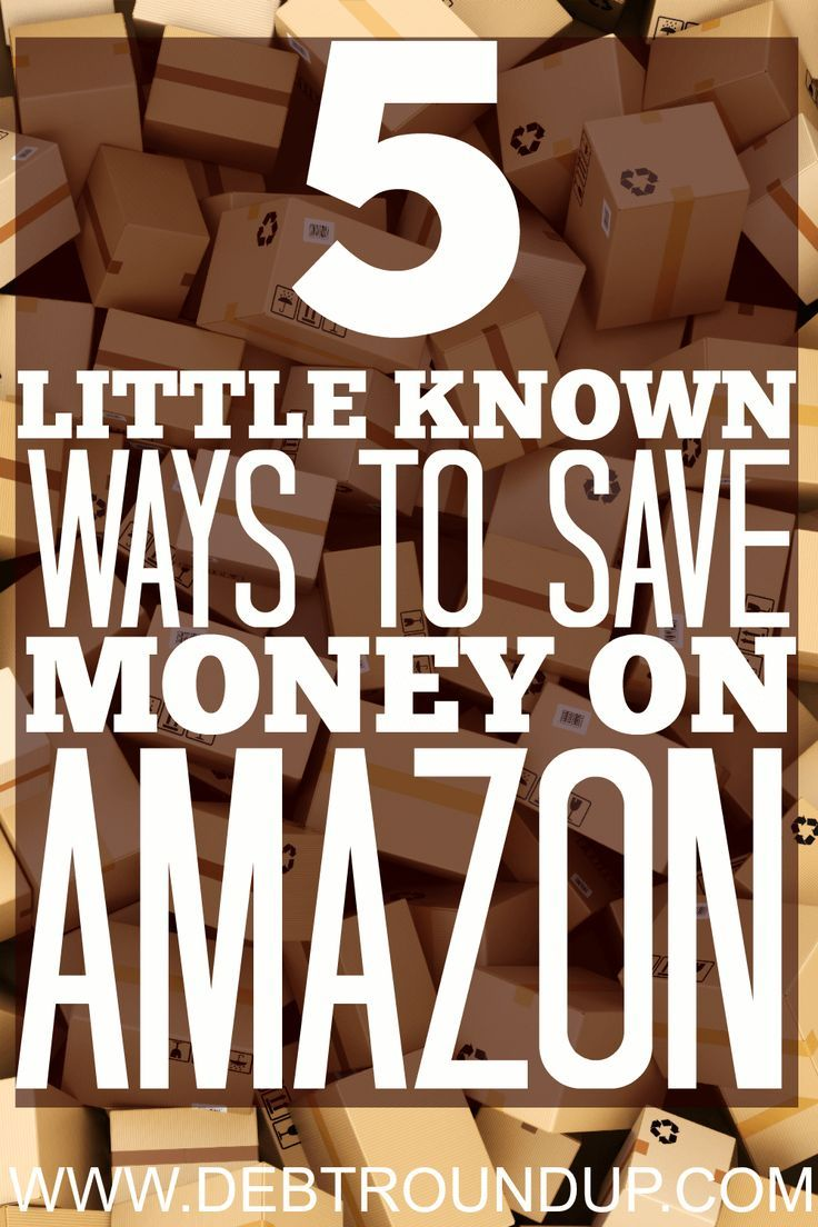 Amazon is the biggest retailer in the world. While they make it easy to shop, they don't always make it easy to save over other place. Well, here are 5 secrets to saving money on Amazon each and every time! Who doesn't love that?
