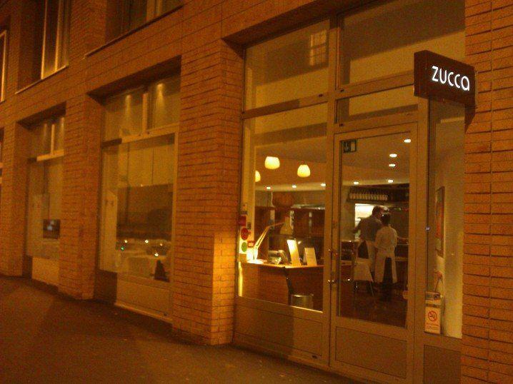 Zucca Londra'daki en muazzam ve muhteşem yediğim İtalyan Restoran. London Bridge köprüsünden yaklaşık yürüme ile 15 dk uzaklıkltaki Bermondsley sokağında bulunuyor... http://www.geziyorum.net/zucca/
