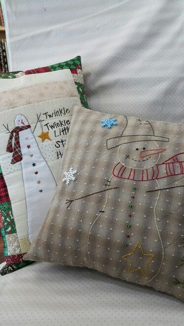 Christmas cushion~^^
