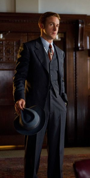 ESQ: Mary Zophres, Gangster Squad Costume Designer - Interview with Costume Designer for Gangster Squad - Esquire