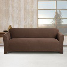 Chaise Lounge Sofa Stretch Morgan Sofa Slipcover