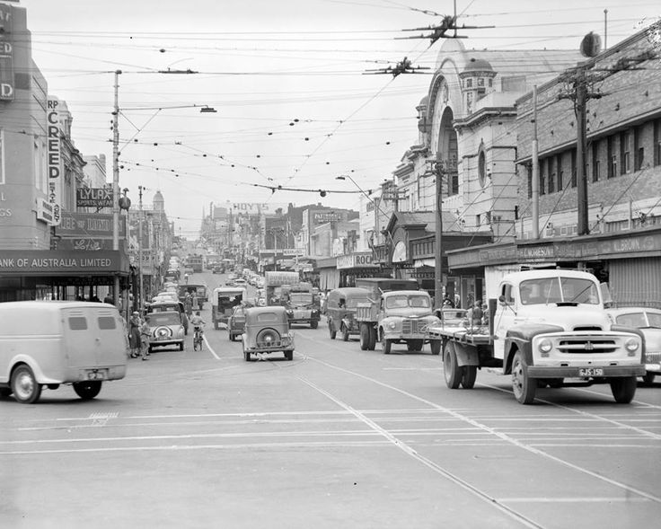 Camberwell Junction 1957