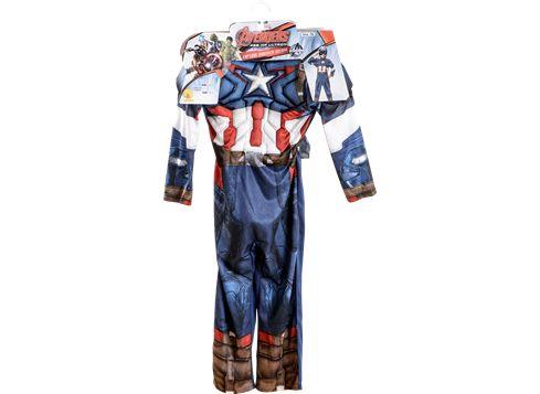 THE AVENGERS 2 Captain America-dräkt