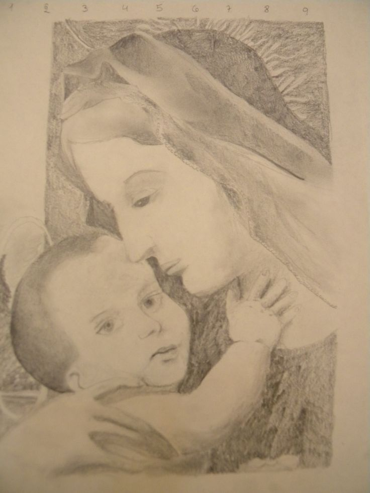 Age 13 ~ Renaissance ~ drawing