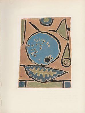 PAUL KLEE -COELIN FRUIT, 1938