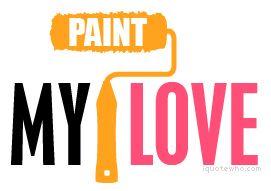 paint-my-love.jpg 271 ×191 pixel