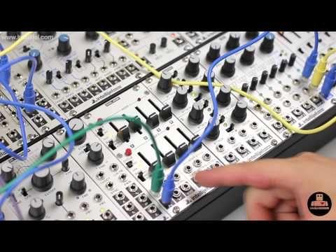 Intellijel Dual ADSR demo 1 - YouTube