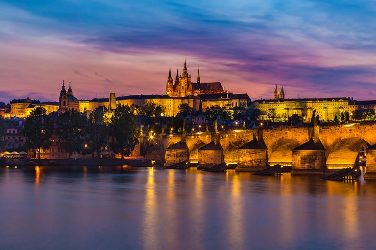 Magical Prague by Jackie Tran on 500px