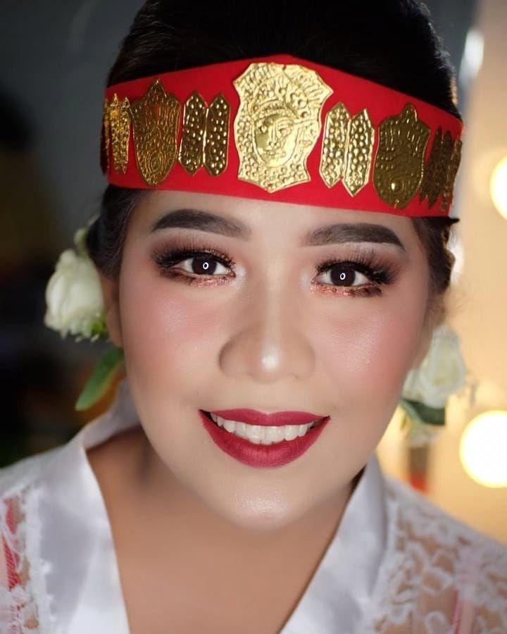 Batak Wedding Makeup Look Wedding Makeup Looks Wedding Makeup Makeup Looks
